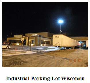 Parking Lot LED Industry